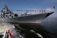 Гвардейский ракетный крейсер «Варяг».