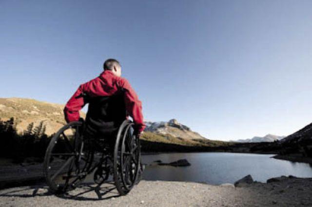 Только окружающие могут помочь инвалиду не чувствовать себя ущербным.