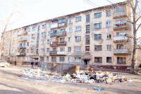 Многие дома в Омске уже давно нуждаются в капитальном ремонте.