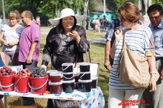 Фестиваль варенья - одна из идей, коорую удалось реализовать общественникам