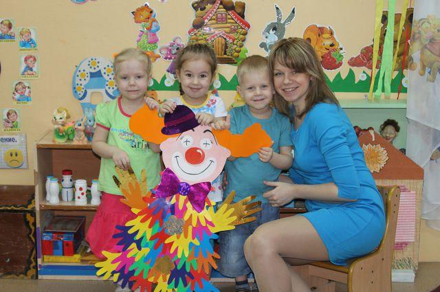 для воспитателей детского сада картинки