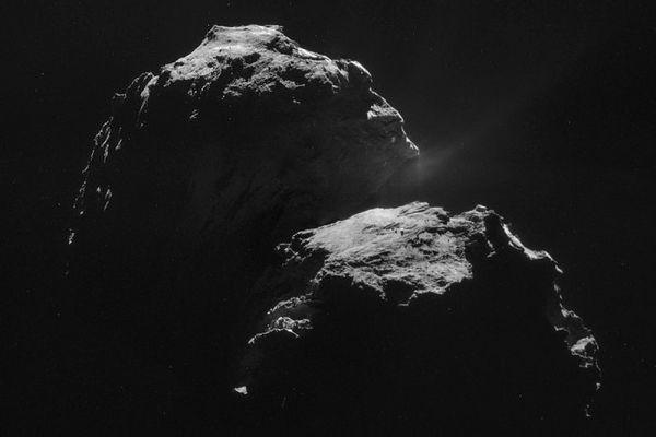 Комета Чурюмова — Герасименко — короткопериодическая комета с периодом обращения 6,6 лет.