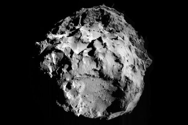 Была открыта 23 октября 1969 года советским астрономом Климом Чурюмовым в Киеве при рассмотрении фотографии кометы 32P/Комас Сола, сделанной его коллегой Светланой Герасименко 20 сентября 1969 года в Алма-Атинской обсерватории.