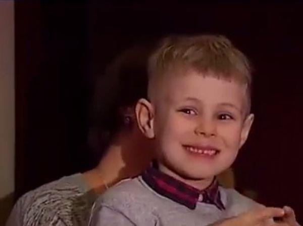 Веня – сын Тины Кароль
