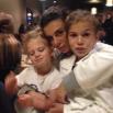Анна Седокова с дочками
