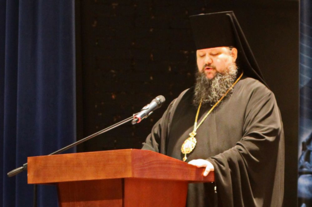 Слово епископа Волгодонского и Сальского Корнилия.