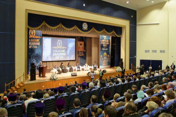 19-е Дмитриевские чтения принимал конгресс-холл ДГТУ.