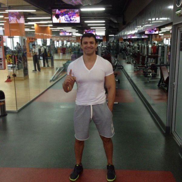 Николай Тищенко – телеведущий, ресторатор