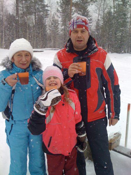 Участник №49. Семья Белоусовых