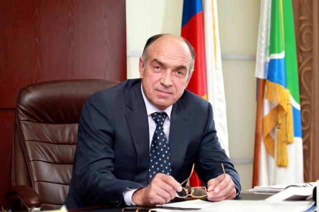 Валерий Зарубин, экс-глава Главного управления благоустройства и озеленения.