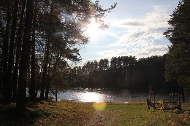 Найти пятое озеро, которое скрыто от глаз,  - вот задача путешественника.