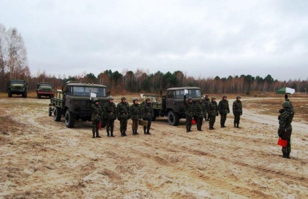 Тактически-специальные занятия с боевой стрельбой
