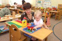 Воспитатель работала в исилькульском детском саду.