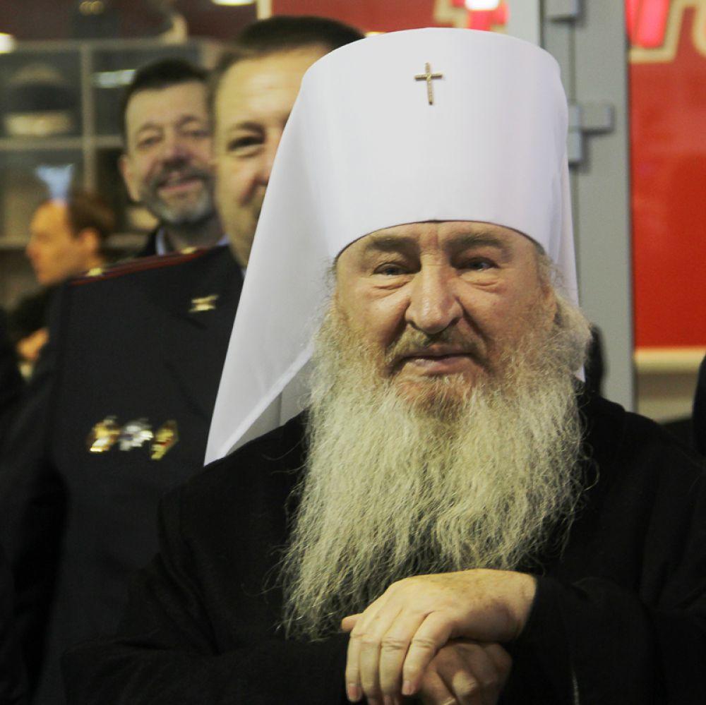 Как выяснилось, митрополит Симбирский и Новоспасский Феофан прибыл не просто так…