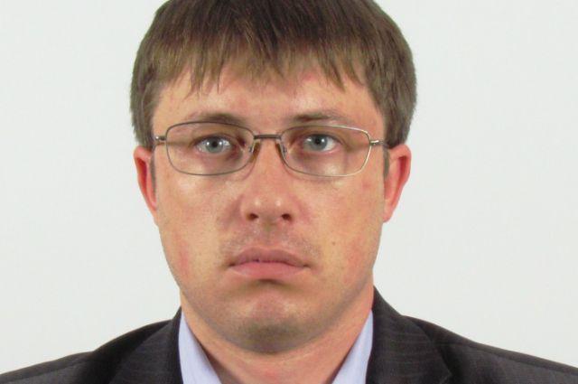 Максим Апатов, глава поселка Малиновский