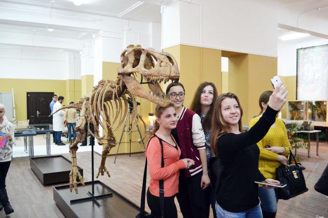 Наши динозавры «рассказали» учёным кое-что новое.