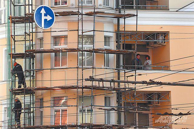 Капремонта ждёт каждый дом в столице.