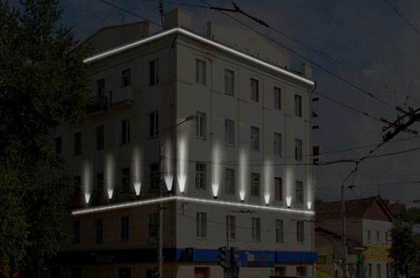 планируется, что подсветку оставят и после новогодних праздников.