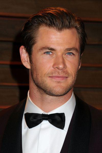 №1 Крис Хемсворт - австралийский актёр, номинант на премию BAFTA (2012). Получил широкую известность после контракта с Marvel Studios на фильмы «Тор», «Мстители» и «Тор 2: Царство тьмы».