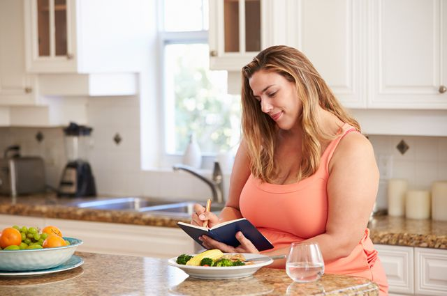 Как правильно сбросить вес