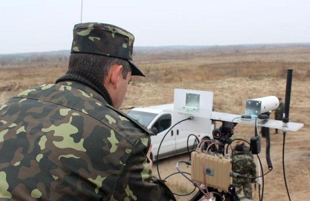 Как испытывают украинские беспилотники