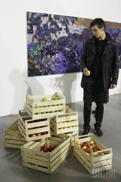 Выставка современного искусства в Киеве