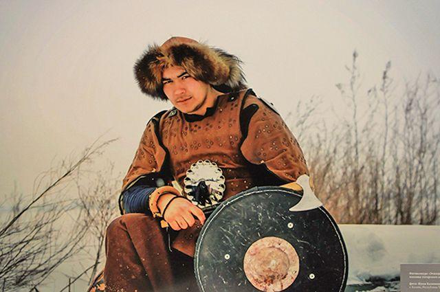 Фото дипломанта конкурса «Этнографическая мозаика татарского народа» Юлии Калининой.