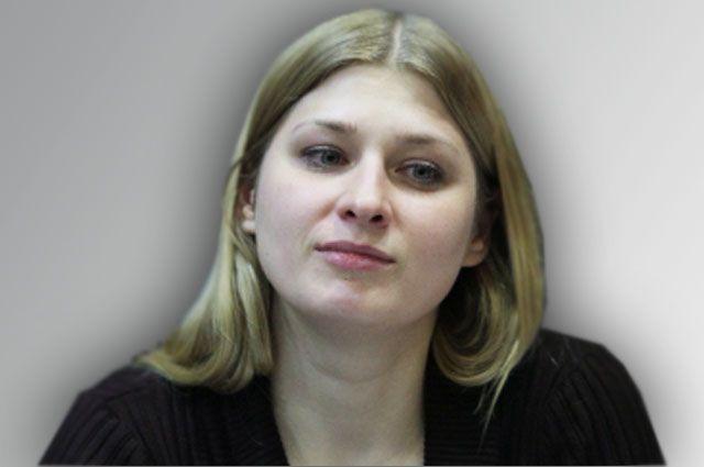 Дарья Халтурина, сопредседатель Российской антитабачной коалиции.