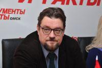 Ведущий РЕН-ТВ Андрей Добров приехал в Омск.