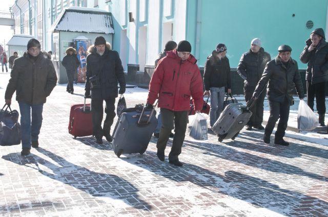 Всех пассажиров на омском железнодорожном вокзале будут «сканировать» камеры.