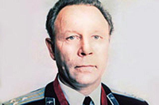 Евгений Андреев.