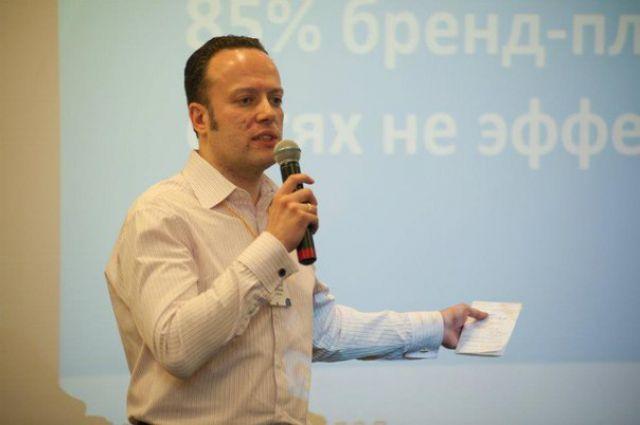 Влад Титов, эксперт мастер-класса «Социальные сети: продажи и программа лояльности»