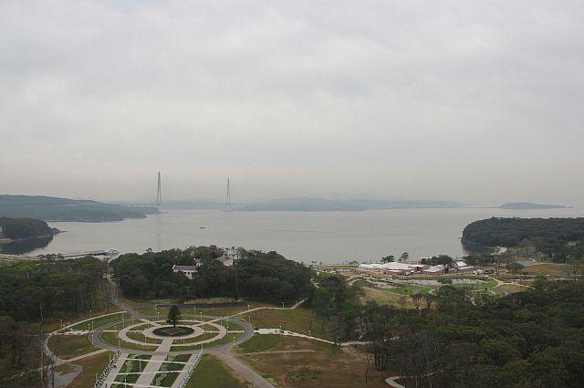 К саммиту АТЭС-2012 был готов только кампус ДВФУ.