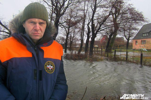 Константин Бобков: «В прошлом году, когда в Калининградской области бесчинсовала ураган Ксавьер, мы были отрезаны от большой земли несколько дней».