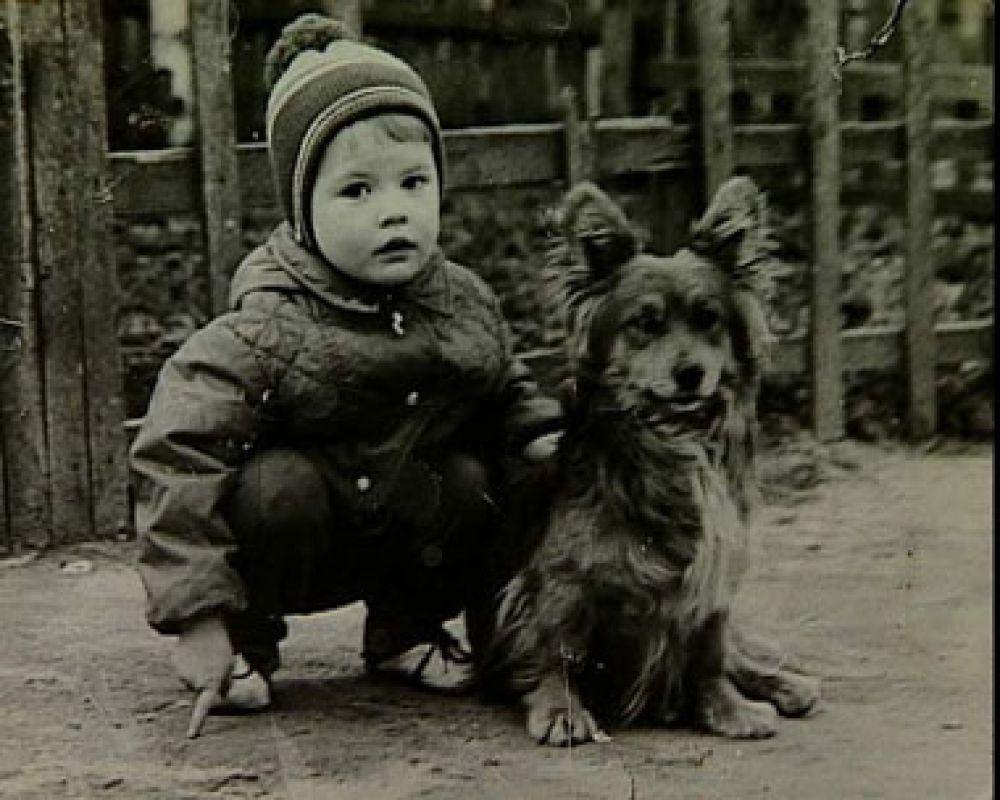 Андрей Данилко, 2 года