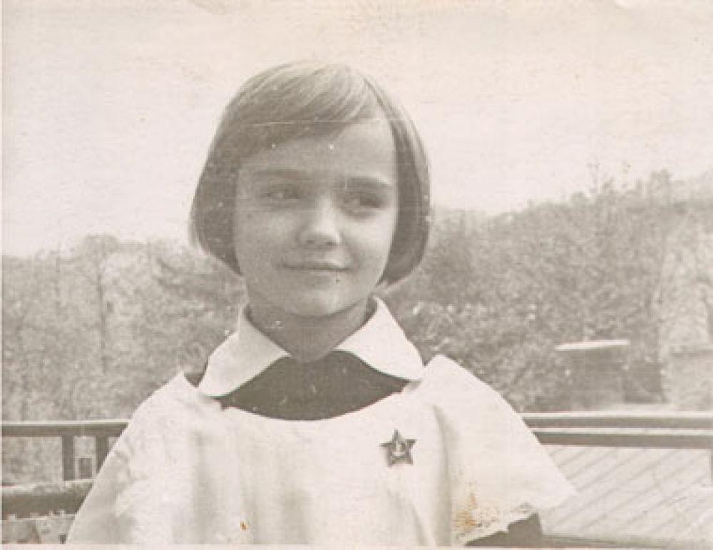 Наталья Сумская, 8 лет