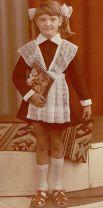 Наталья Могилевская, 7 лет