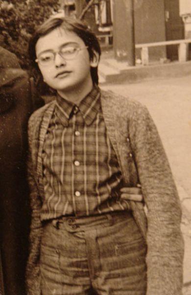 Ольга Сумская, 11 лет