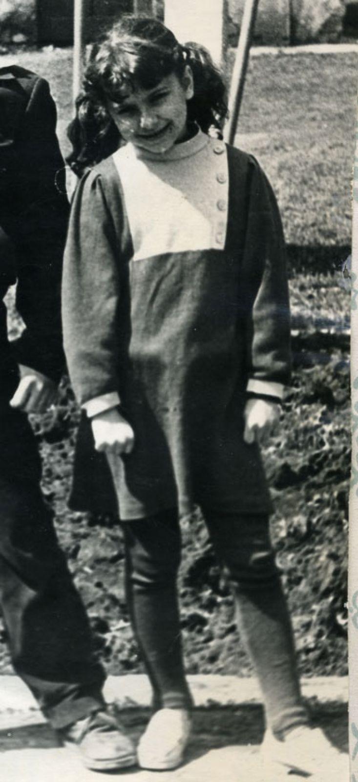 Ани Лорак, 9 лет