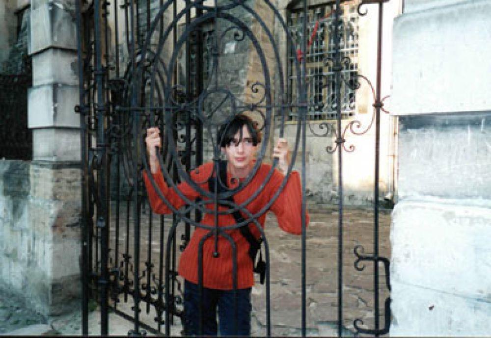 Виталий Козловский, 12 лет