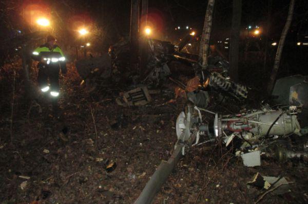 Последствия катастрофы ликвидировали 116 человек и 17 единиц техники