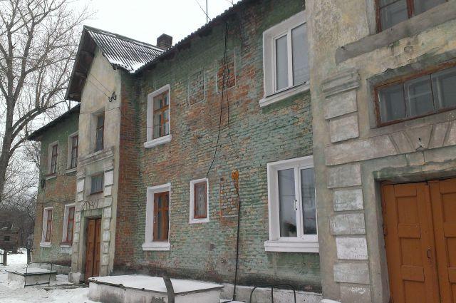 В Омской области приступили к капитальному ремонту.