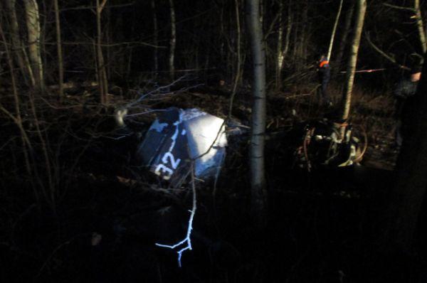По предварительной информации вертолет следовал по маршруту Москва - Кстово