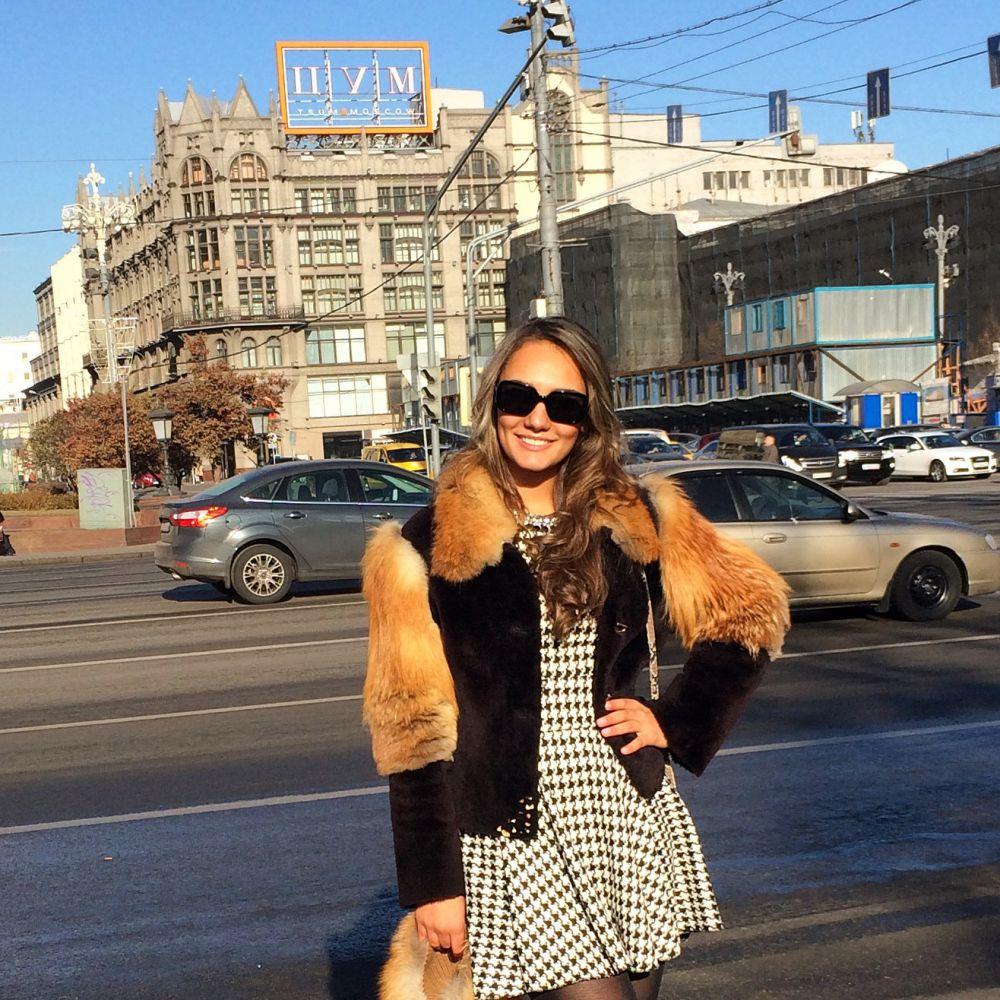 Олеся приняла решение остаться жить в Москве.