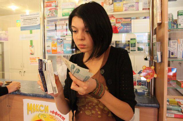 В аптеках Новосибирска подорожали лекарства
