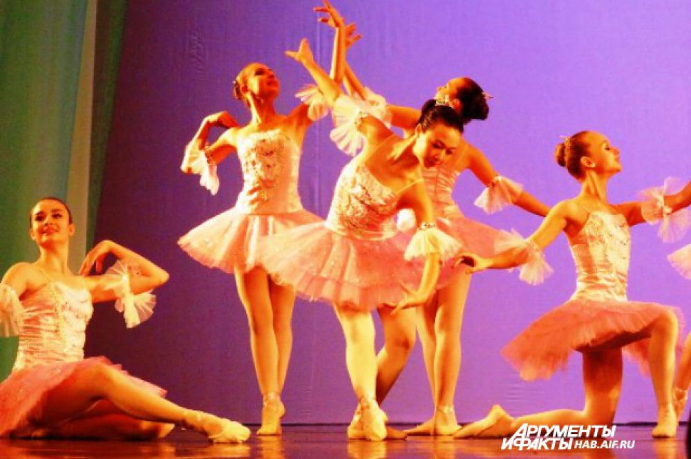 Нежная грация балета от студии «Золушка»