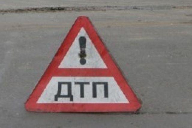 ДТП произошло в Ленинском округе Омска.