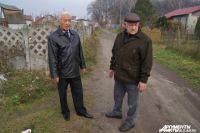 По улицам Ладушкина люди не боятся ходить только при дневном свете.