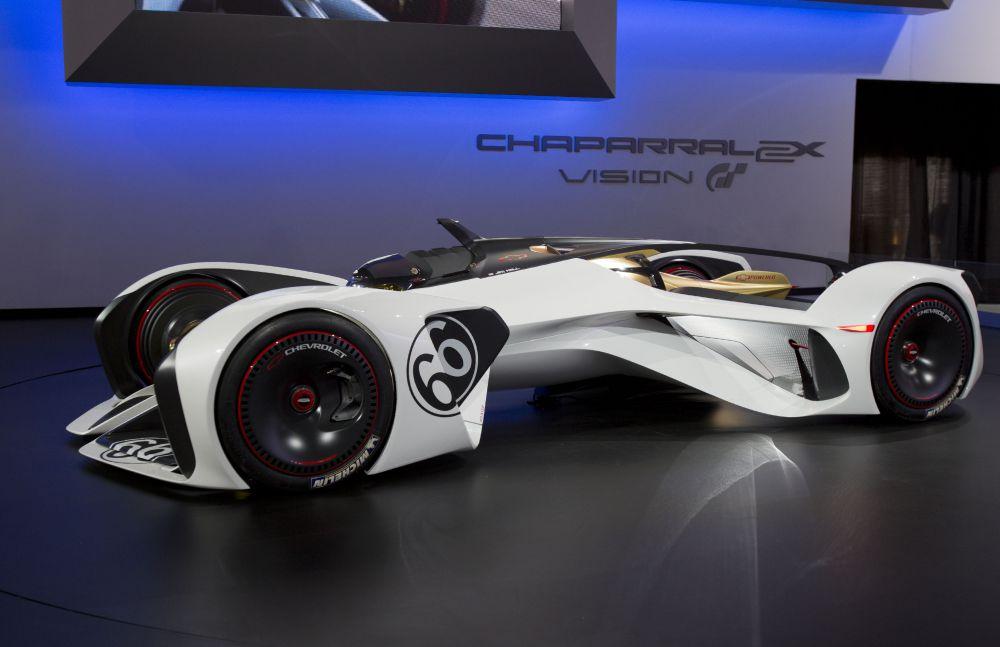 Chevrolet Chaparral 2x Vision