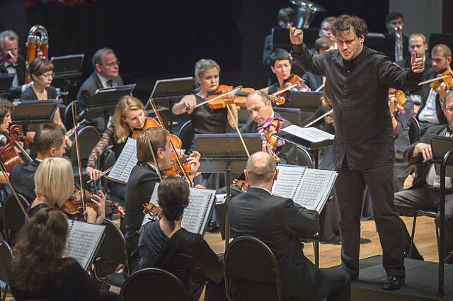 Концерт в Приморском театре оперы и балета.